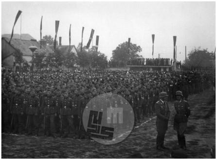 1016_25: Kreistag v Brežicah, 18. 10. 1942, foto Veit.