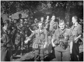 1083: Nemška hajka proti partizanom na Pohorju, 24. 10. 1942, foto Ordelt.