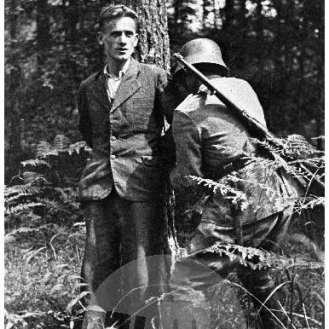 1195: Med prvimi nemškimi talci je bil ustreljen Franc Sešek iz Bukovice, 22. 8. 1941.