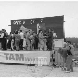 Veselica TAM-ovih delavcev, 1992.