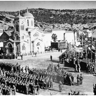 2264/1: Tretja prekomorska brigada na Visu, julij 1944.