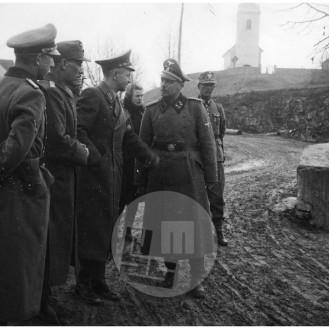 525: Gauleiter Sigfried Überreither v Čatežu, 17. 3. 1942, foto Veit.