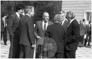 TS 11491-30, Srečanje predsednikov jugoslovanskih republik, Brdo pri Kranju, 11. 4. 1991.