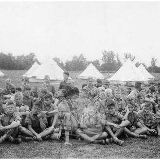 790: Tabor nemške mladine na Pragerskem, 16. 7. 1942, foto Veit.