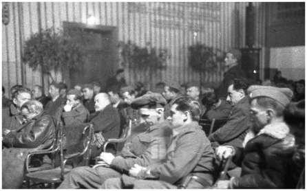 88/35: Zasedanje Slovenskega narodnoosvobodilnega sveta (SNOS), Črnomelj, februar 1944.