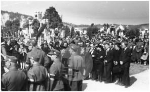 911: Pogreb vermanov v Mariboru, 30. 5. 1942, foto Veit.