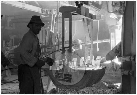EP86_29: Tovarna dušika, Ruše, september 1950, foto Marjan Pfeifer.