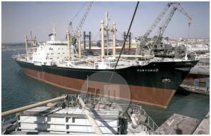 EPc2561_6: Ladjedelnica 3. maj, Reka, ladja Portorož, april 1968, foto Edo Primožič.