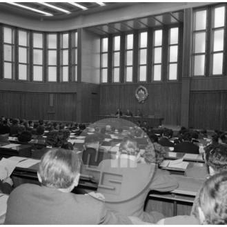 MŠ133_10: Zasedanje skupščine LRS, Ljubljana, 1959.