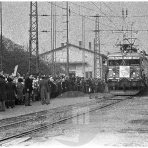 TS_: Proslava ob otvoritvi 2 tirne proge Šamac- Sarajevo-Zenica, november 1978.