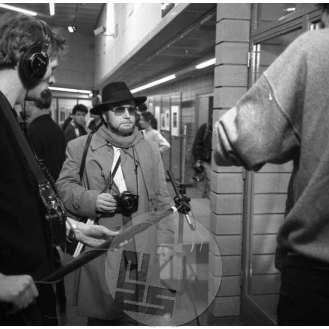 pic_002: Evgen Bavčar, Pariz, maj - junij 1989.