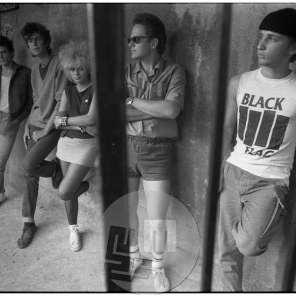 pic_009: Skupina NJET, Ljubljana, april 1980.