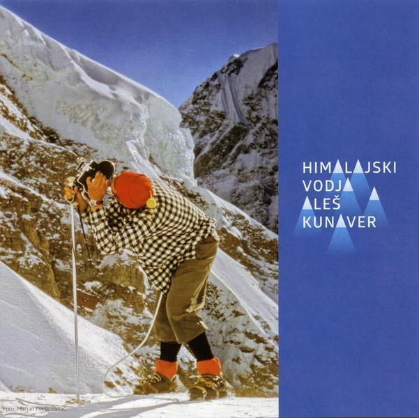 Himalajski vodja Aleš Kunaver