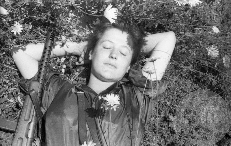 Dr. Jeras Marija 1.3.1944. Foto: Janez Milčinski
