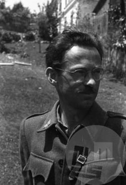 Polič Zoran, 1.6.1944. Foto: Vinko Bavec