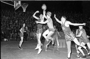 Ameriška košarka v Tivoliju