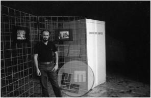 Dob_10, Marjan Miro Dobovšek je leta 1986 razstavljal v Cankarjevem domu.