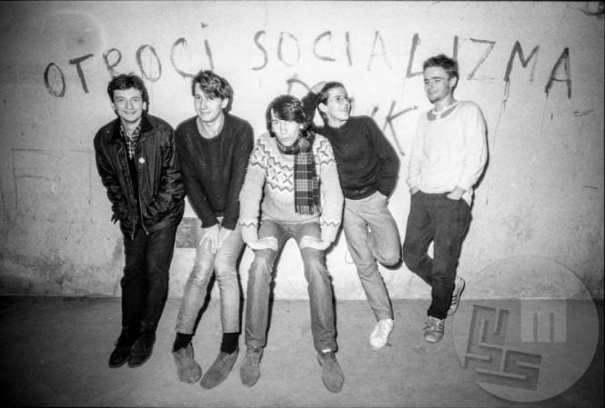 Foto: Tone Stojko, 1982