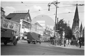 FCn_025: Utrip na ulicah Berlina. Berlin, 1936