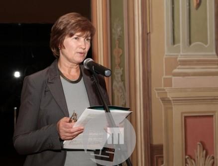 Soavtorica kustosinja Jožica Šparovec. Foto: arhiv MNZS.