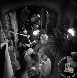 BŠ261_009: Scenska fotografija za potrebe filma, leto nezneno.