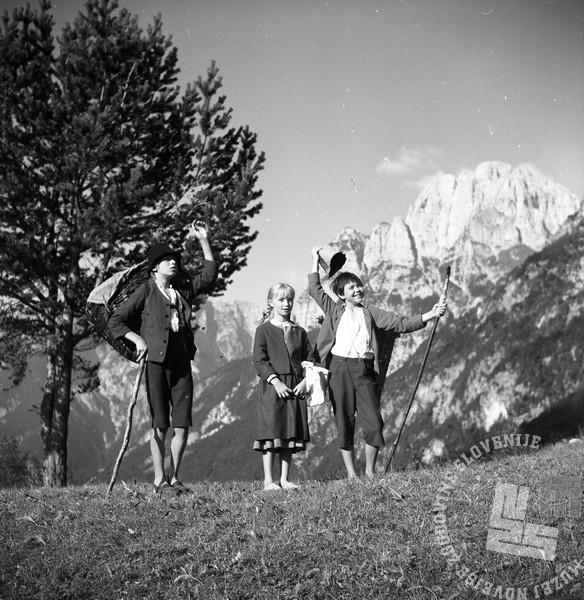 BŠ432_013: Izsek iz filma Srečno Kekec, 1962.