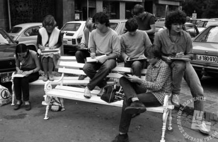 DE8285_142: September 1982, foto: Miško Kranjec.
