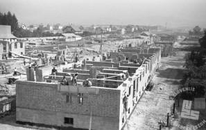 FS3891_10: Gradnja stanovanjskih blokov na Celovški cesti v Ljubljani. Ljubljana, 20. junij 1946.