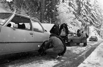 DE7895_8: Snežna podoba Slovenije, 26. april 1979. Foto Miško Kranjec, arhiv časopisne hiše Delo, hrani: MNZS.