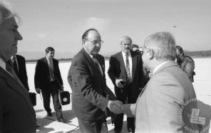 NB84_4a: Warmbad pri Beljaku. 2. julij 1991. Foto: Nace Bizilj.