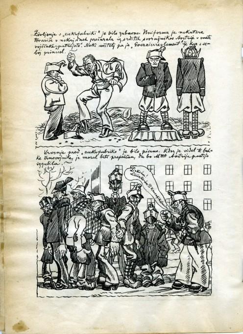 Henrik Smrekar, Črnovojnik, Umetniška propaganda, Ljubljana 1919.