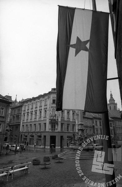 4. maj 1980. Foto: Miško Kranjec