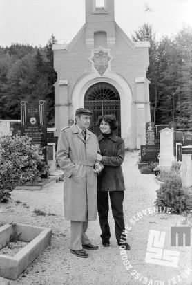 Maj, 1991. Foto: Marjan Ciglič.