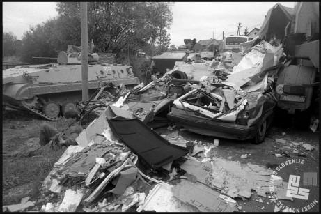 TS911016_7: Trzin, 27. 6. 1991. Foto: Tone Stojko.