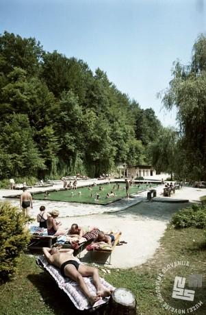 EPC3264_2: Šmarješke toplice, julij 1970. Foto: Rudi Paškulin.