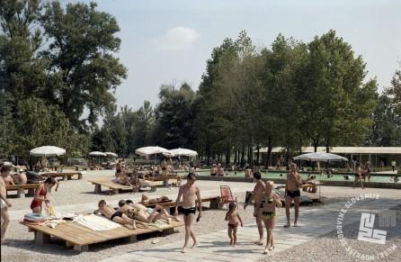 EPC3265_6: Čateške toplice, julij 1970. Foto: Rudi Paškulin.