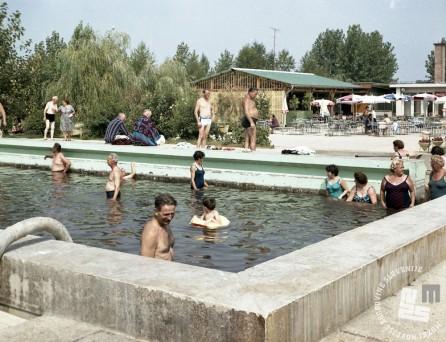 EPC3334_2: Moravske toplice, avgust 1970. Foto: Rudi Paškuliln.