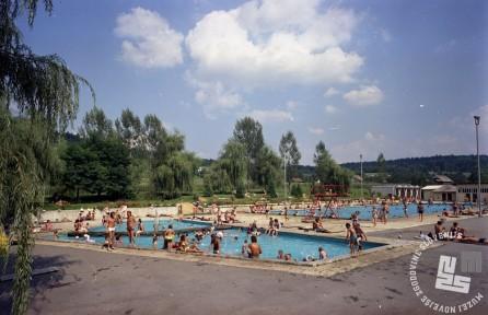 EPC3877_1: Zdravilišče Dolenjske Toplice, Avgust 1972. Foto: Rudi Paškulin, hrani: MNZS.