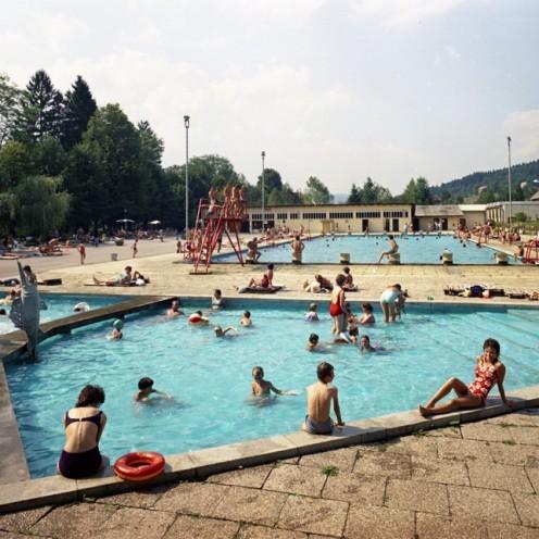 EPC3877_4: Zdravilišče Dolenjske Toplice, Avgust 1972. Foto: Rudi Paškulin, hrani: MNZS.