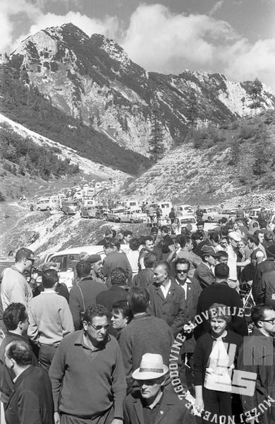 Foto: Marjan Ciglič, september 1966.