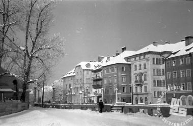 DE8790: Ljubljana, 1960. Foto: Zdenko Deniša, fotoreporter časopisa Delo