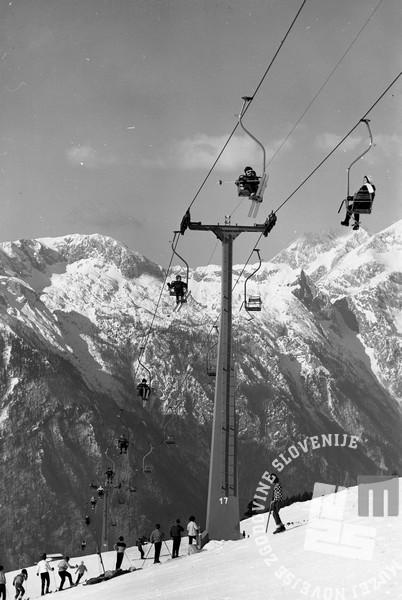 EPT2296_2: Vogel, marec 1968. Foto: Janez Lampič.