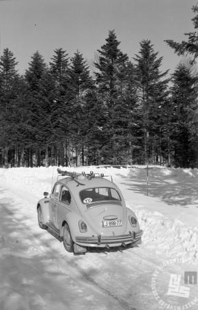 EPT2621_3: Pohorje, marec 1971. Foto: Rudi Paškulin.