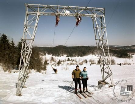 EPC2814_8: Črni vrh nad Idrijo, 1969. Foto: Rudi Paškulin.