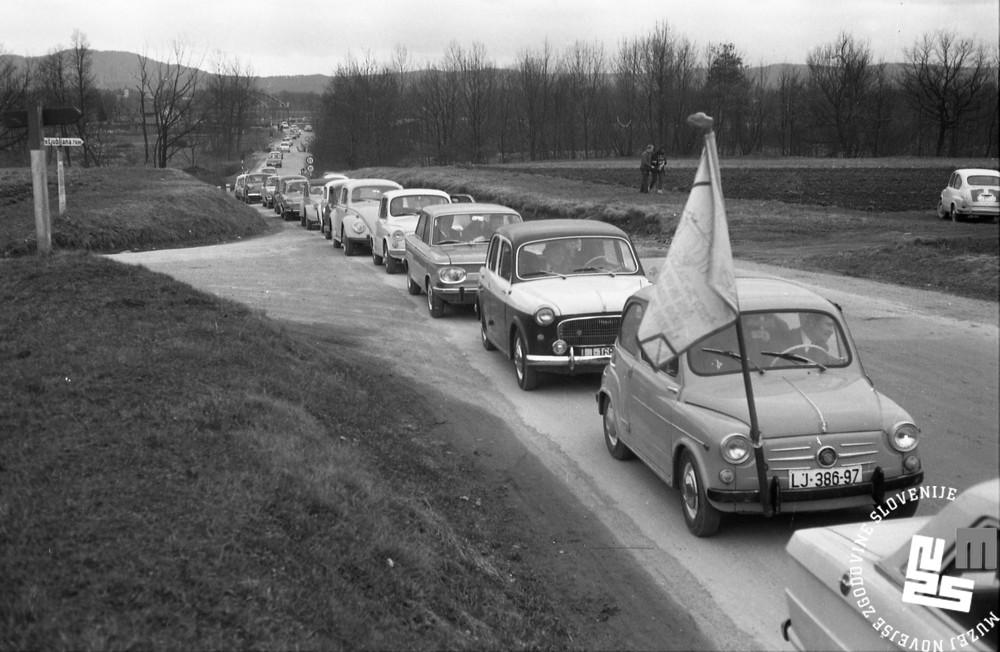 MC6703: Klub copatarjev, 12. marec 1967. Foto: Marjan Ciglič.