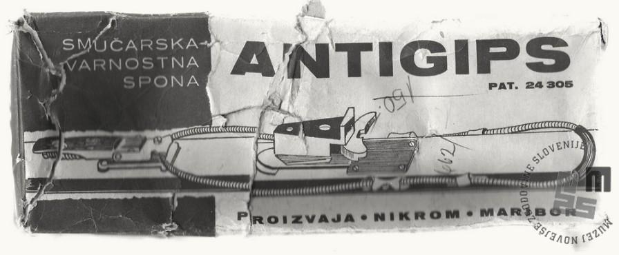 Antigips škatla. Foto: Aleš Guček