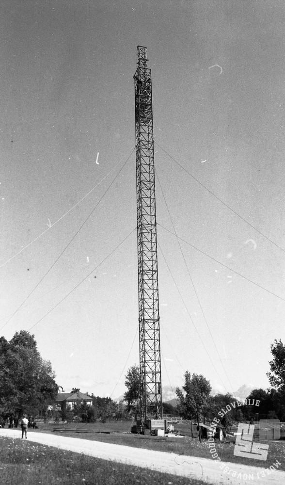 DE1662_8: Ljubljana, 13. julij 1961. Foto: Lojze Jerala, hrani: MNZS.