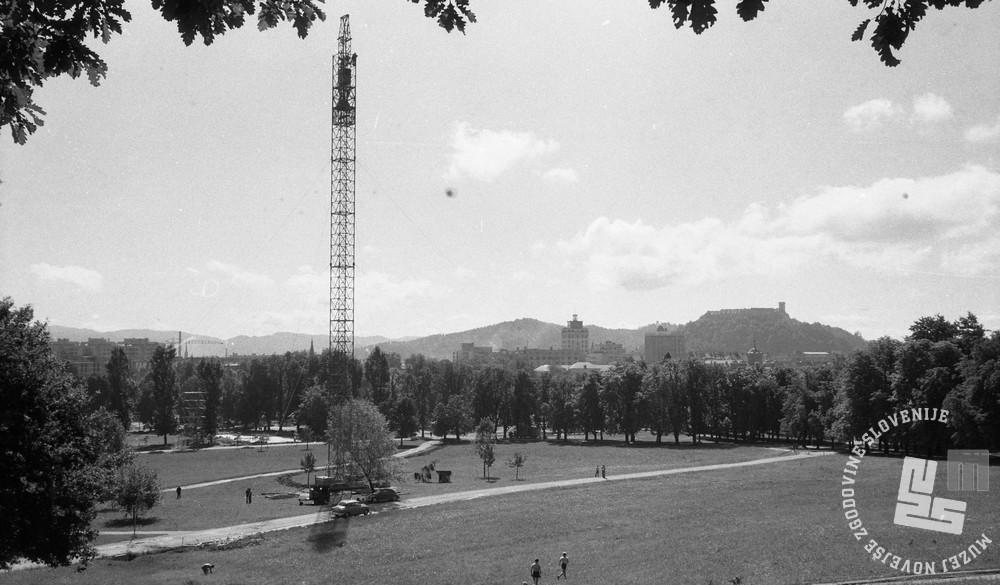 DE1662_12: Ljubljana, 13. julij 1961. Foto: Lojze Jerala, hrani: MNZS.