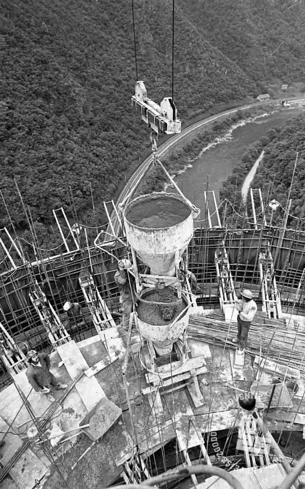 DE5580_727: Trbovlje, maj 1975. Foto: Svetozar Busić, hrani: MNZS.