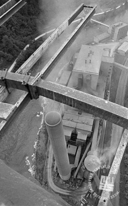 DE5580_737: Trbovlje, maj 1975. Foto: Svetozar Busić, hrani: MNZS.